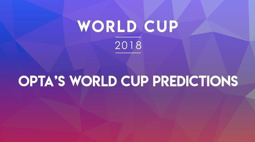Чемпионат Мира-2018. Группа G: прогноз Opta