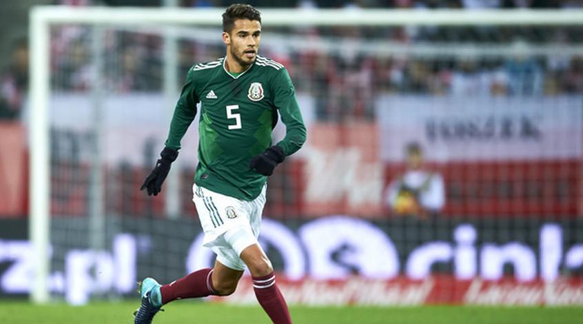 Защитник сборной Мексики Диего Рейес не сможет выступить на ЧМ-2018