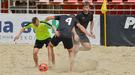 Чемпионат Киева по пляжному футболу. Прямая трансляция игрового уик-энда №4 (день 1)