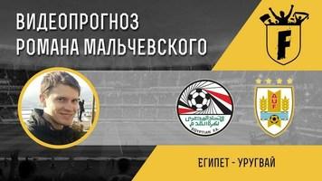 Египет - Уругвай: видеопрогноз Романа Мальчевского