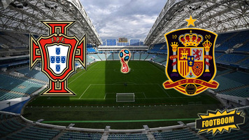 Португалия - Испания 3:3. Мадридский акцент