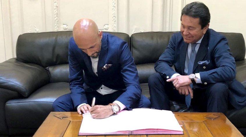 """Официально: Мигель Кардосо - главный тренер """"Нанта"""""""