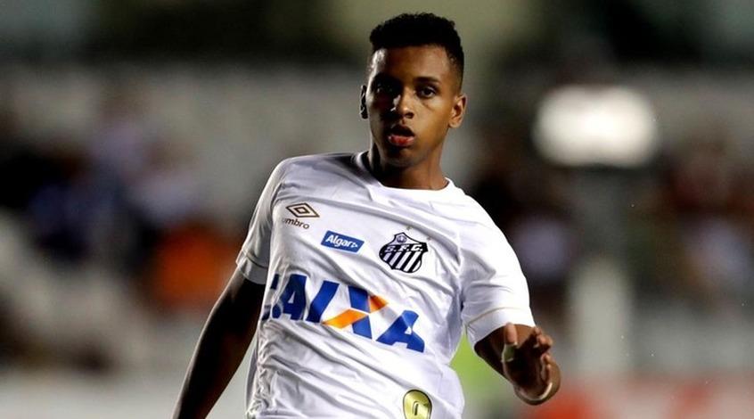 """""""Реал"""" оформил самый дорогой трансфер из Южной Америки"""