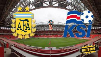 ЧМ-2018. Аргентина - Исландия 1:1 (Видео)