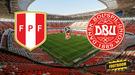 Перу - Дания: стартовые составы