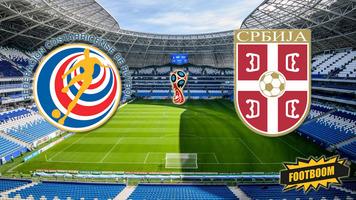 ЧМ-2018. Коста-Рика - Сербия 0:1 (Видео)