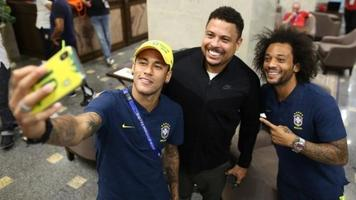 Неймар травмировался в товарищеском матче сборной Бразилии