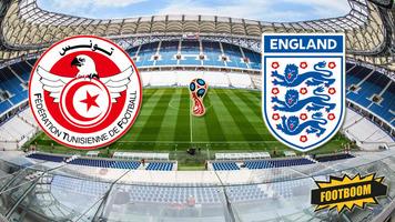 ЧМ-2018. Тунис - Англия 1:2 (Видео)