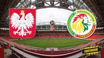 ЧМ-2018. Польша - Сенегал 1:2 (Видео)