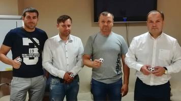 Відбулося жеребкування 1/2 фіналу чемпіонату України серед аматорів