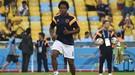 В матче Колумбия - Япония показана первая красная карточка на ЧМ-2018