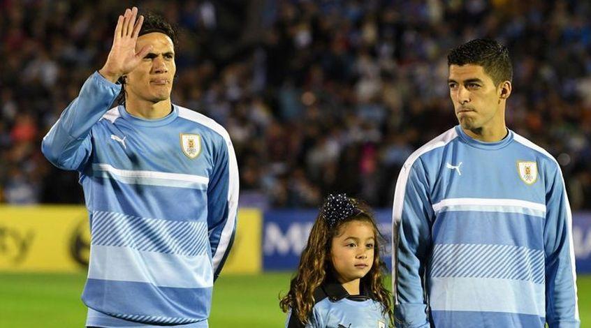 Уругвай - Саудовская Аравия 1:0. Курочка по зёрнышку