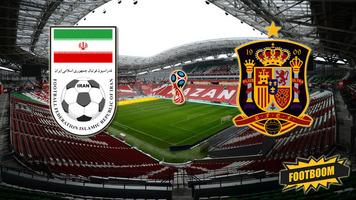 ЧМ-2018. Иран - Испания 0:1 (Видео)