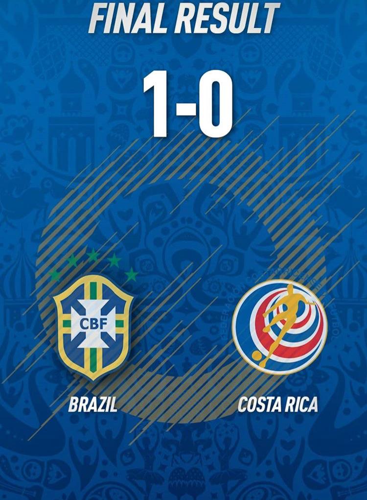"""Бразилия - Коста-Рика: прогноз """"433"""" - изображение 1"""