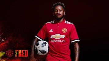 """Официально: Фред оформил отношения с """"Манчестер Юнайтед"""""""