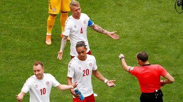 Дания - Австралия 1:1. Болезнь фаворитов продолжается