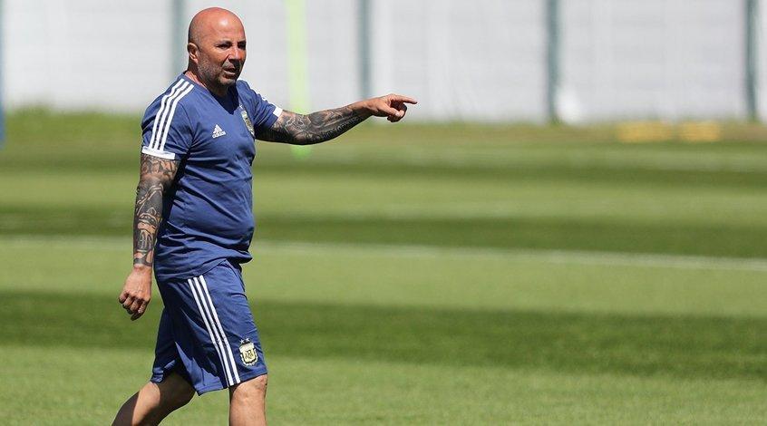 Официально: Хорхе Сампаоли покинул пост наставника сборной Аргентины