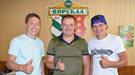 """Офіційно: Сапай і Ребенок пролонгували контракти з """"Ворсклою"""""""