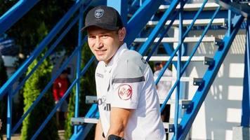 """Андрій Ломага: """"Хочу якнайшвидше повернутись на поле!"""""""