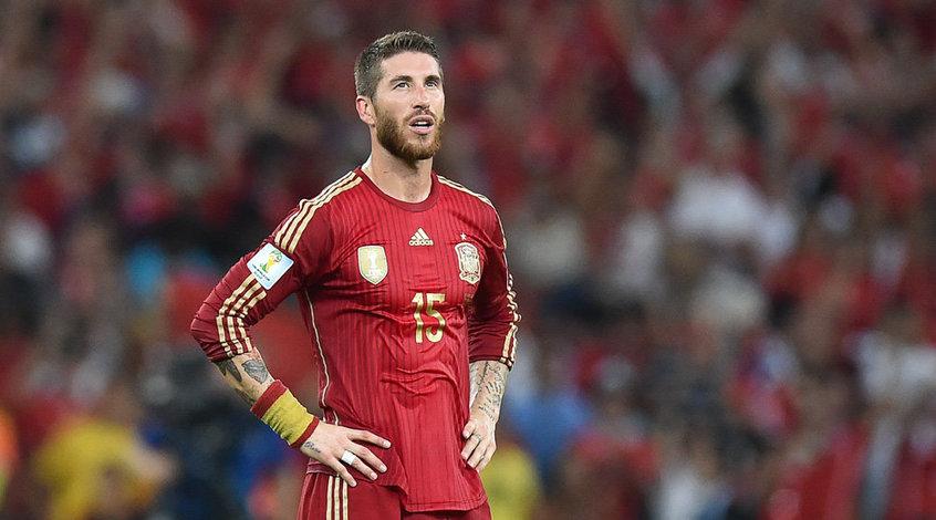 """Серхио Рамос: """"Возможно, я побью рекорд сборной Испании по количеству матчей"""""""