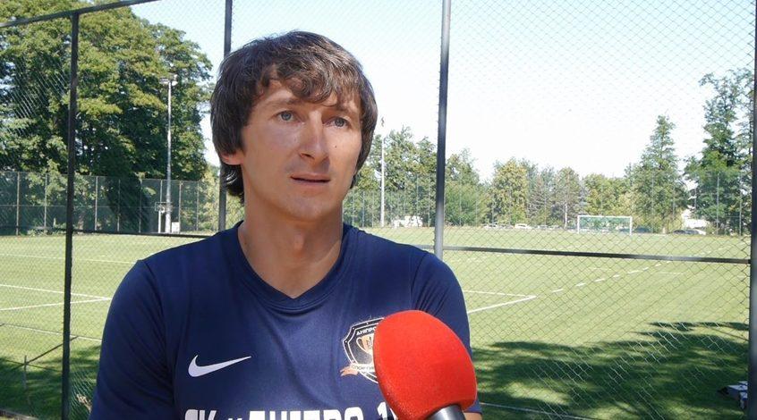 """Станіслав Куліш: """"Шахтарю"""" ще не забивав. Можливо, пощастить у півфіналі?"""""""