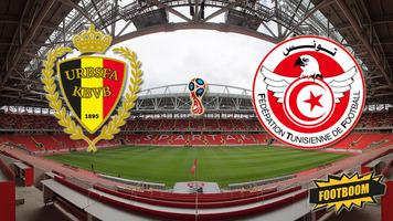 ЧМ-2018. Бельгия - Тунис 5:2 (Видео)