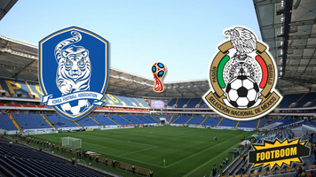 ЧМ-2018. Корея - Мексика 1:2 (Видео)