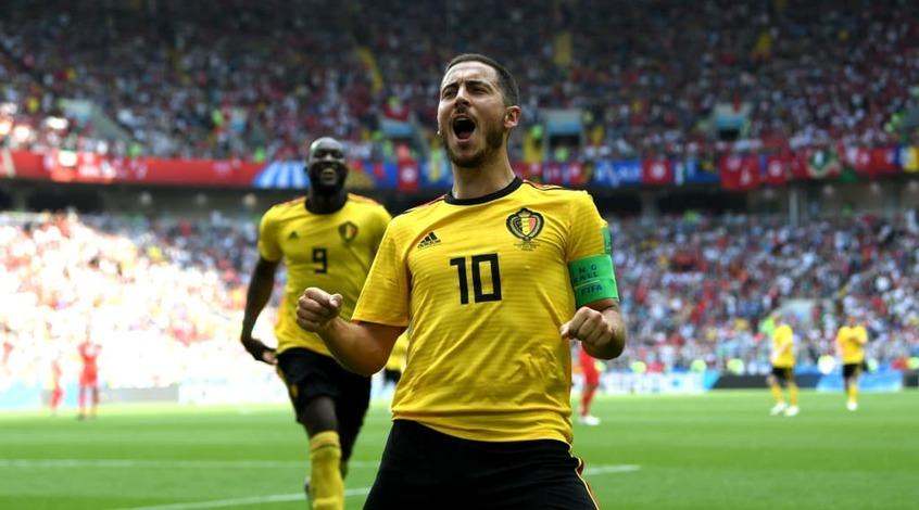Сборная Бельгии одержала самую крупную для себя победу на чемпионатах мира