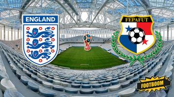 Англия - Панама 6:1. Короли стандартов