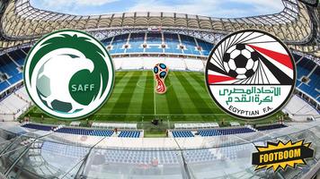 ЧМ-2018. Саудовская Аравия - Египет 2:1 (Видео)
