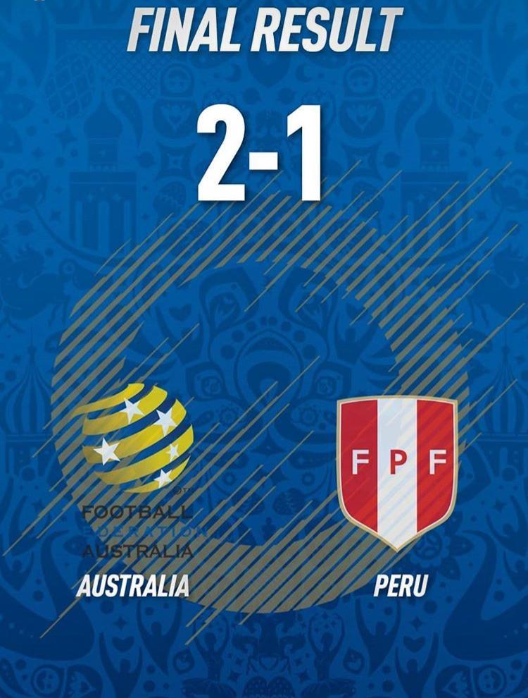 """Австралия - Перу: прогноз """"433"""" - изображение 1"""