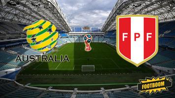 ЧМ-2018. Австралия - Перу 0:2 (Видео)