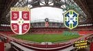 Сербия - Бразилия 0:2. Нокаутиньо