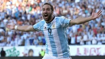 Гонсало Игуаин завершил карьеру в сборной Аргентины