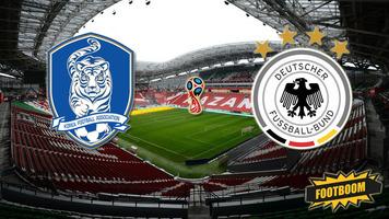 Южная Корея - Германия 2:0. Вам Ка Пут