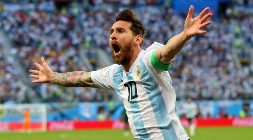 """Лионель Месси: """"Трудно сказать, кто фаворит в паре Бразилия - Аргентина"""""""