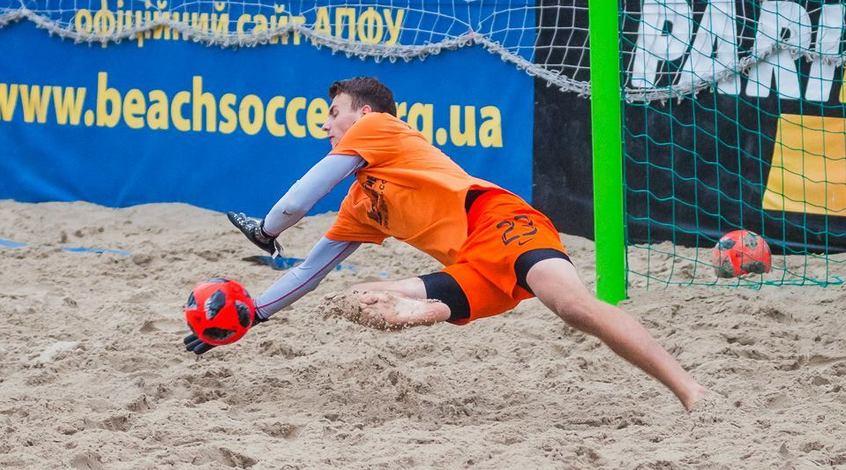 Чемпионат Киева по пляжному футболу. Прямая трансляция игрового уик-энда №7 (день 2-й)