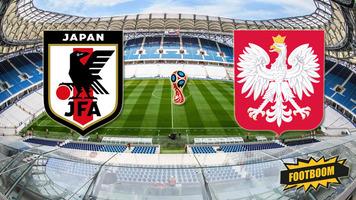 ЧМ-2018. Япония - Польша.  Прямая трансляция