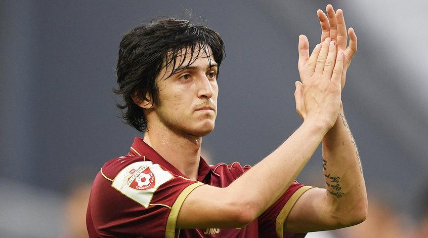 23-летний Сердар Азмун объявил о завершении карьеры в сборной Ирана