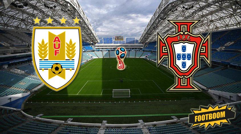 Уругвай - Португалия 2:1. Вслед за Месси