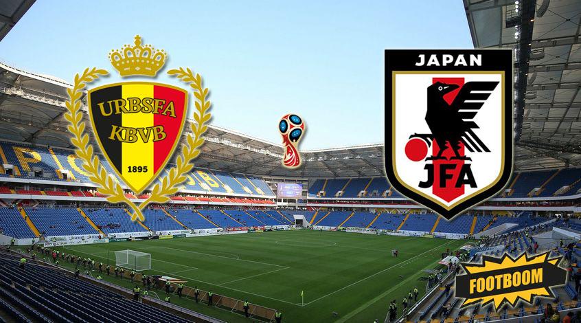 Бельгия - Япония. Анонс и прогноз матча