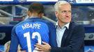 Килиан Мбаппе травмировался в товарищеском матче сборной Франции