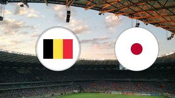 ЧМ-2018. Бельгия - Япония. Стартовые составы