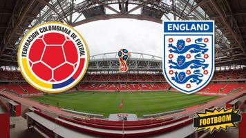 Колумбия - Англия 1:1 (по пенальти - 3:4). Наступить на Мину, чтобы снять проклятие