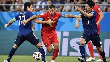 Бельгия - Япония 3:2. Синдром игры на удержание счёта