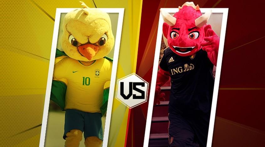 Бразилия - Бельгия: букмекеры назвали самый вероятный счёт матча