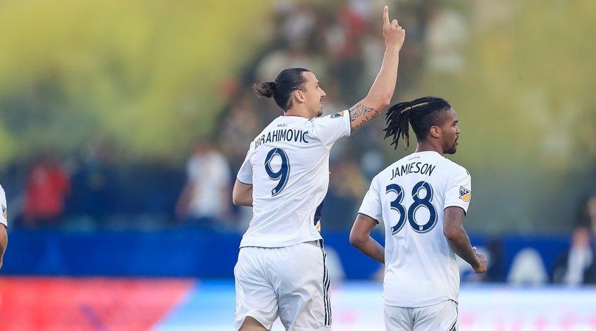 MLS. 21-я игровая неделя. 10-й гол Ибрагимовича, безумные камбэки