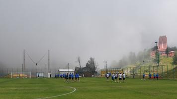"""""""Мариуполь"""" в Картепе: в плену тумана (Фото)"""