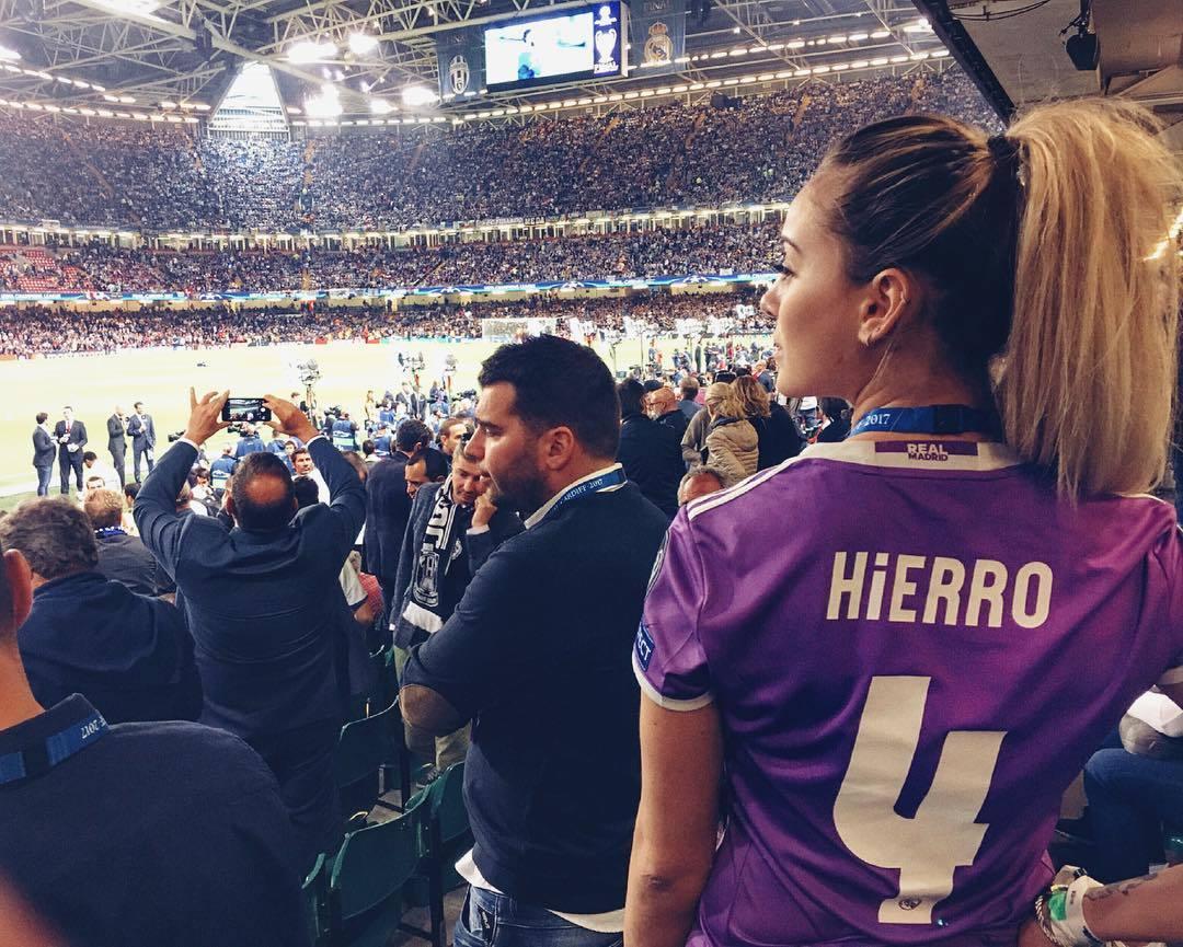 Очаровательная дочь Фернандо Йерро (Фото) - изображение 1