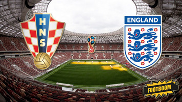 Хорватия - Англия: ставим на команду Саутгейта